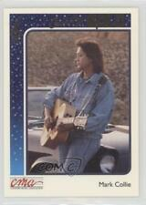 1992 Sterling Cards Cma Country Gold Mark Collie #58 z6d