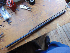 X-CELL 50 TAIL BOOM ASSEMBLY C/W TORQUE & PITCH RODS & SUPPORT