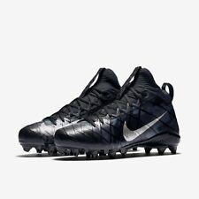 $150 Nike Alpha Field General Elite Men's Football Cleats Black Camo 9.5