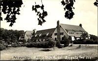 Potawatomi Inn ~ Pokagon State Park ~ Angola Indiana ~ RP RPPC