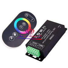 LED Touch Controller DC12V-24V 18A Wireless RF Panel Dimmer for RGB Strip Light
