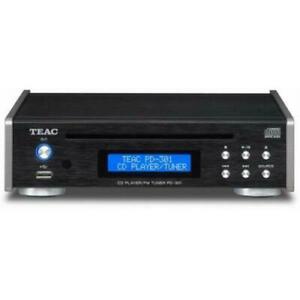 TEAC PD-301-B CD Player Japan Domestic