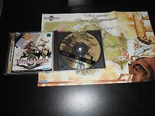 TERRA PHANTASTICA-SEGA SATURN japan game