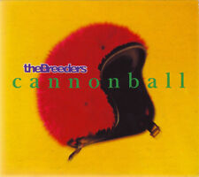 The Breeders - Cannonball (MCD), 4AD  7243 8 92069 2 0
