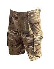 British Army - MTP CAMOUFLAGE SHORTS - Genuine - Size 30/92/108 - Large - NEW