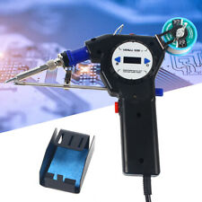 Automatic Feed Soldering Solder Iron Gun Kit With Digital Numerical Temp Display