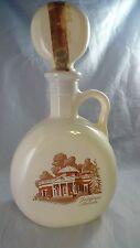 Old Fitzgerald 1849 Jefferson Monticello Liquor Whiskey Decanter Bottle D-379