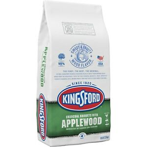 Kingsford Original Charcoal Briquets with Applewood, 16 Pounds