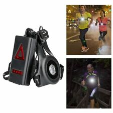 Outdoor Sport LED Night Running Light USB Rechargeable Chest Lamp Safety Jogging
