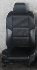 BMW 5 Series E60 E61 Heated M Sport Black Leather Front Right O/S Seat