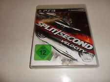 PlayStation 3   Split/Second: Velocity