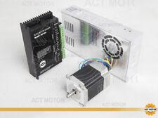 [US ] ACT 1PC Nema23 BLDC Motor 57BLF03 3000RPM 188W 24V 3Phase Drvier power