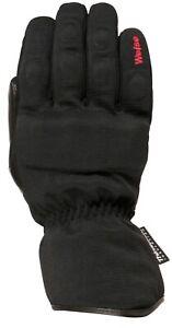 Weise Bergen Gloves Black Winter Waterproof Motorcycle Gloves NEW