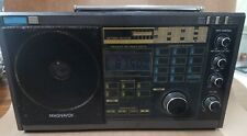 Magnavox D2935 Synthesized World Receiver Working Shortwave Radio