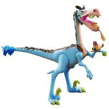 Disney Pixar The Good Dinosaur Large Figure, Bubbha Raptor Rustler w Rodent ~New