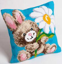 Collection D'Art Cross Stitch Cushion Kit: Mr Jeannot CD5111