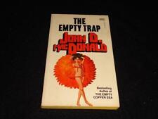 "Gold Medal 4185 $1.75 cover John D MacDonald ""THE EMPTY TRAP"" McGinnis"