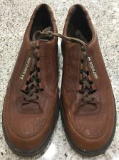Mephisto Mens Brown Casual Runoff Shoes Oxfords Size 14 MINT!