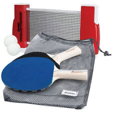 Franklin Table Tennis Set to Go - 2 Paddles 2 Balls + Carry Bag FC6870