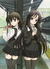 "043 School Days - Love Story Sexy Girl Anime 14""x18"" Poster"
