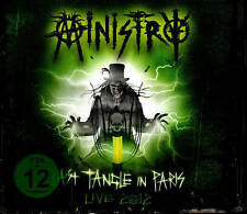 Ministry: Last Tangle in Paris - Live 2012 (DVD, CD/DVD)