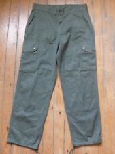 NEW REAL french army foreign legion F1 M64 trousers pants BDU OD 80 US 32 M
