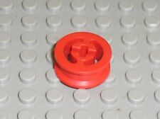 Roue LEGO vintage red Wheel 3482 / set 392 845 695 491 810 901 625 813 661 814