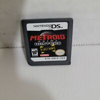 Metroid Prime Hunters First Hunt Nintendo DS 2006 - Cartridge Only Genuine