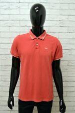 Polo Maglia Uomo MARLBORO CLASSICS Taglia M Maglietta Manica Corta Cotone Shirt