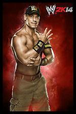 A3 Size - JOHN CENA WWE Professional Wrestler GIFT / WALL DECOR ART PRINT POSTER