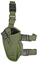 OD Green Gun Elite Right Handed Leg Holster BB Airsoft Pistol Handgun 21269OD