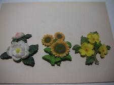 Magnet of Flower (set of 3) - # 2000
