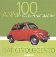 Booklet FIAT 500 FIAT CINQUECENTO rare 30 PAGES