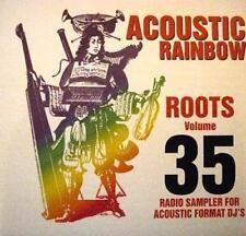 VARIOUS ARTISTS - ACOUSTIC RAINBOW, VOL.35 - CD, 2009