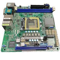 ASRock Rack E3C236D2i Mini iTX Motherboard Server/WorkStation LGA 1151 Tested