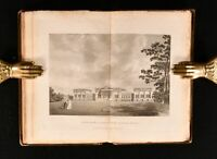 1817 Stowe A Descripton of the House and Gardens Very Scarce 1st Illus
