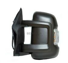 Fiat Ducato Full Door Wing Mirror ELECTRIC HEATED SHORT Arm Left N/S 2006 On UK