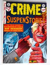 crime suspenstories 8 reedition de 1986 grand format  ec comics