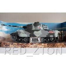 New Ray 1:32 Die Cast Battery Operated Toy Tank - King Tiger with Crew
