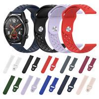 Ersatz Silicon Watch Band 22mm Armband Handgelenk (Strap) For Huawei Watch GT