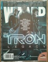 WIZARD COMICS MAGAZINE #233 January 2011 Sealed, Tron Legacy cover