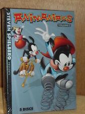 Animaniacs - Vol. 2 (DVD, 2006, 5-Disc Set) Rob Paulsen Jess Harnell
