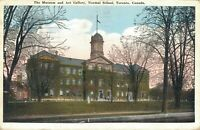Canada The Museum and Art Gallery Normal School Toronto Canada 04.06