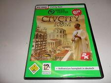 PC  CivCity: Rom [Green Pepper] USK-Einstufung: USK ab 6 freigegeben