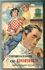 VAN TAACK MERETE L'IMPAREGGIABILE ZIO ROBBIN FABBRI 1958 LIBRI DELIZIOSI 7