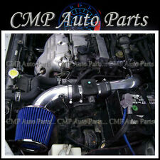 BLACK & BLUE 1999-2003 Protege5 MP3 MP5  1.8 1.8L 2.0 2.0L AIR INTAKE KIT