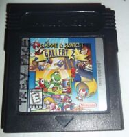 Game & Watch Gallery 2 (Nintendo Game Boy Color, 1998) **CARTRIDGE ONLY**