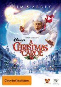 Disney's A Christmas Carol | DVD Region 4 (PAL) (Australia)