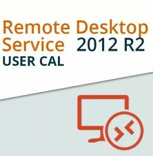 MICROSOFT REMOTE DESKTOP SERVICES RDS 2012 - USER CAL - | VOLUME | FATTURA |