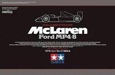 Tamiya 25172 1/20 Model Kit McLaren MP4/8 Ford Formula One A.Senna/M.Hakkinen